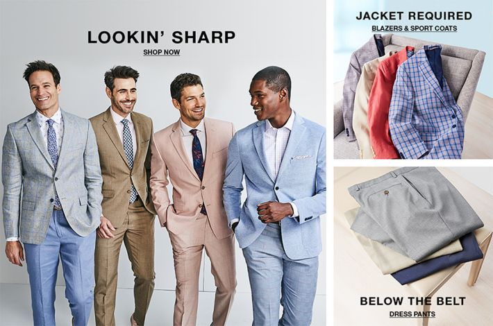 c6a01b00932d Lookin Sharp, Shop Now, Jacket Required, Blazers and Sport Coats, Below the
