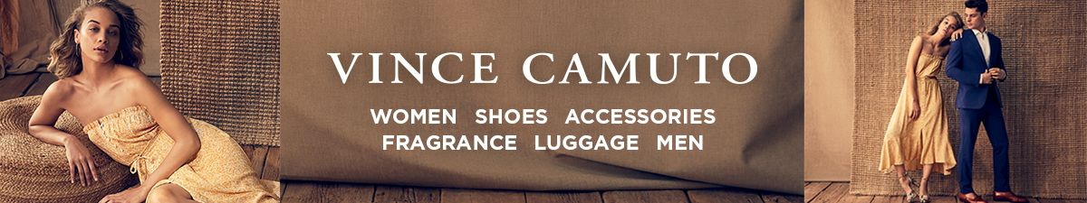 Vince Camutcto, Women Shoes Accessories Fragrance Luggage Men