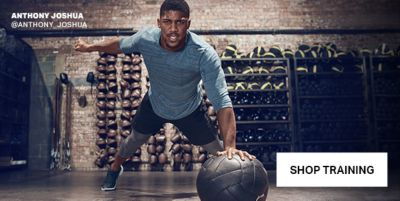 Anthony Joshua, Shop Now