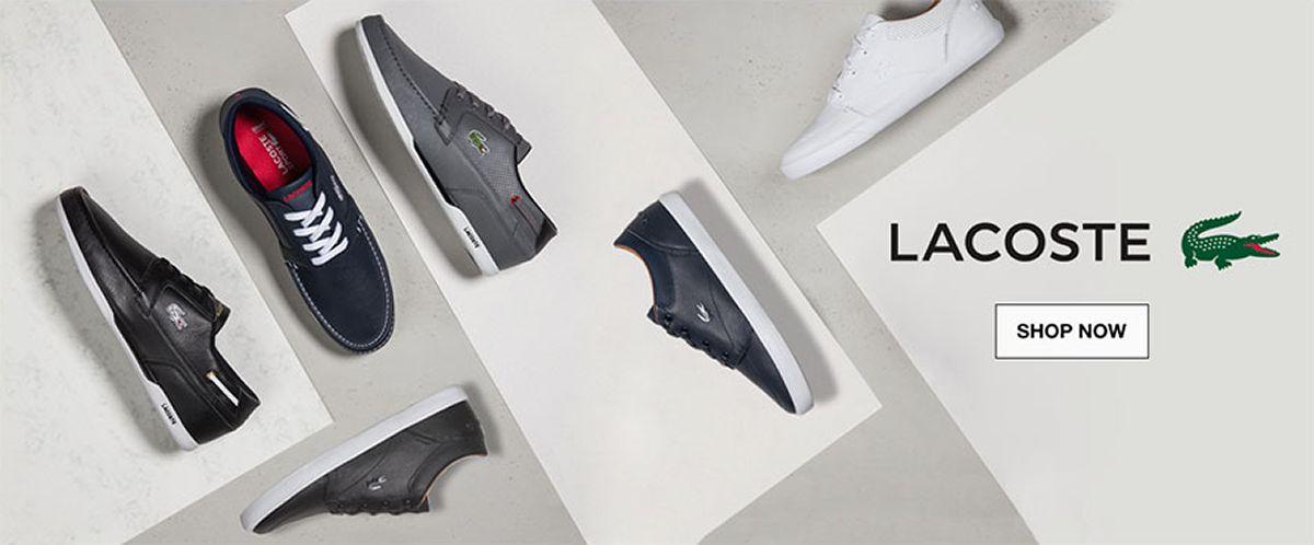 04f9b27b77 Lacoste Men's Shoes - Macy's