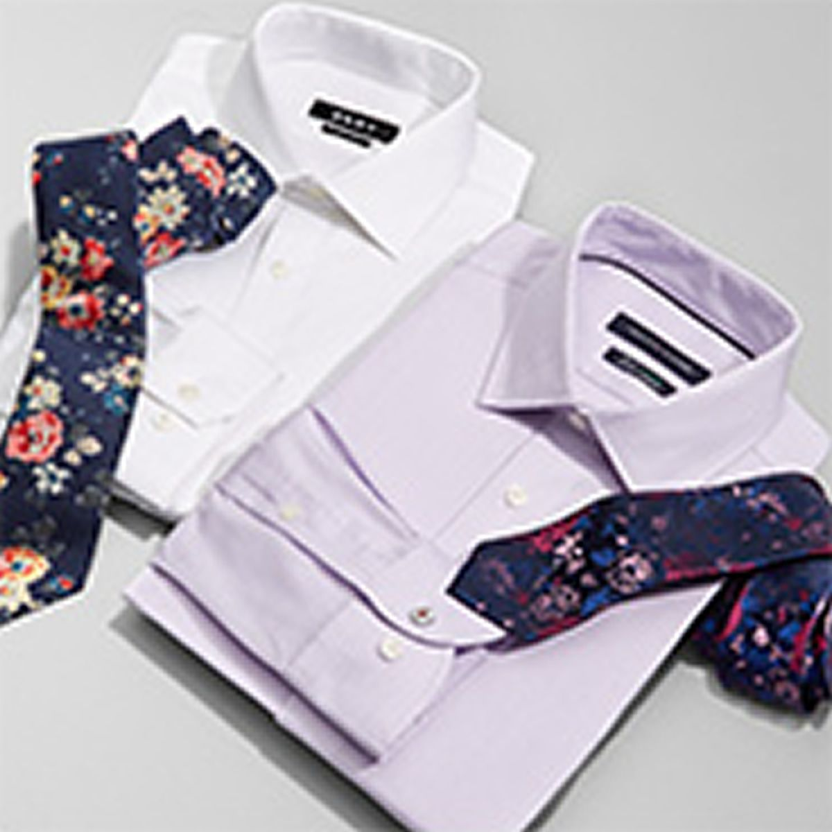 Dress Shirts and Ties