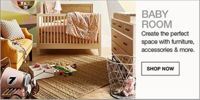 Baby Room, Create the perfect space with furniture, accessories and more, Shop Now