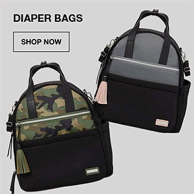 Diaper Bags, Shop Now