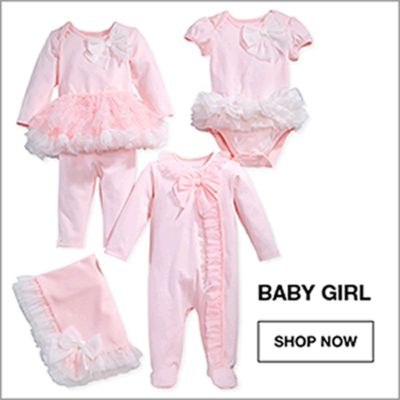 Baby Girl, Shop Now