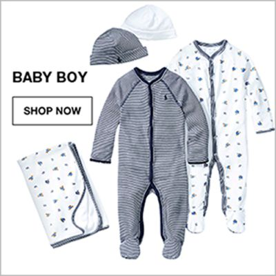 Baby Boy, Shop Now