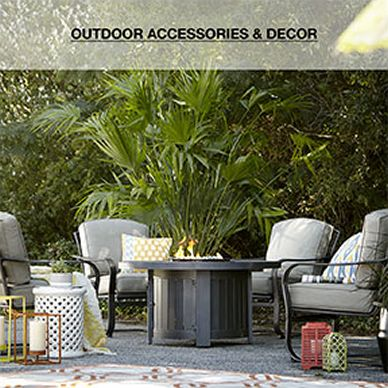 Outdoor Accessories U0026 Decor