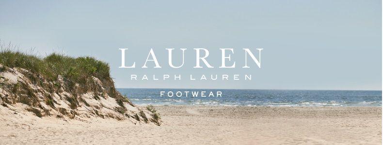 Lauren, Ralph Lauren, Footwear