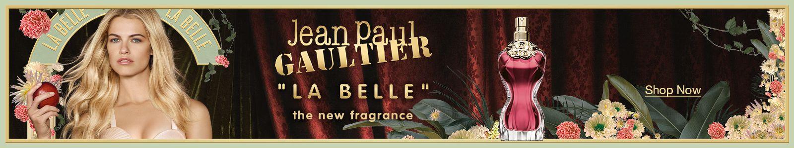 "Jean Paul, Gaultier, "" La Belle"" the new fragrance, Shop Now"