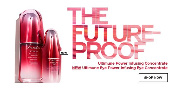 The Future-proof, Ultimate Power Infusing Concentrate New Ultimune Eye Power Infusing Eye Concentrate, Shop Now