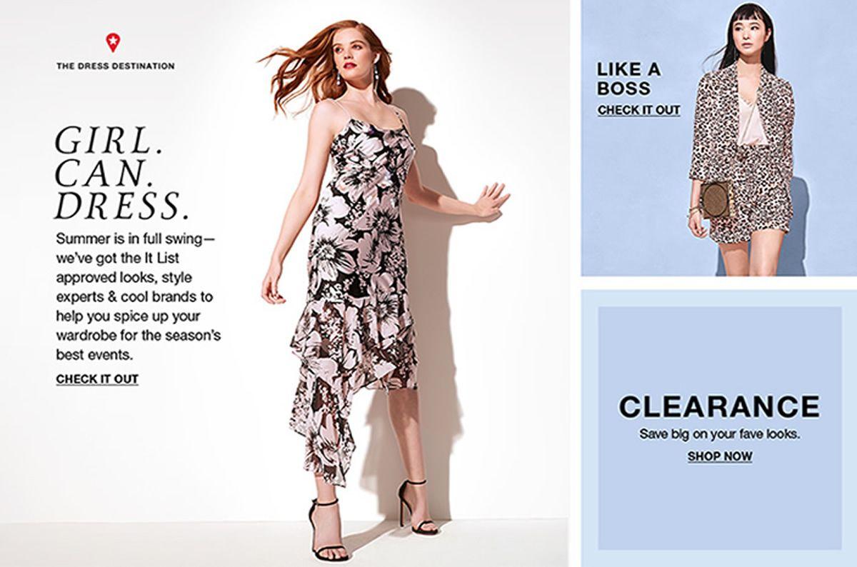 The Dress Destination, Girl, Can, Dress, Check it Out, Like a Boss, Check it Out, Clearance, Shop Now