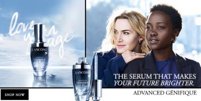 The Serum That Makes Your Future Brighter, Shop Now, Advanced Genifique