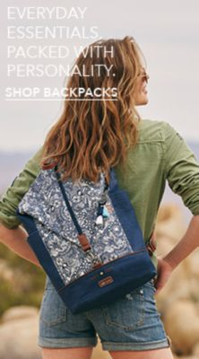 EveryDay Essentials Packed with Personality, Shop Backpacks