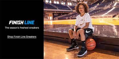 Finish Line The season's freshest sneakers, Shop Finish Line Sneakers