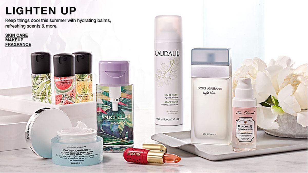 Lighten up, Skin Care, Makeup, Fragrance