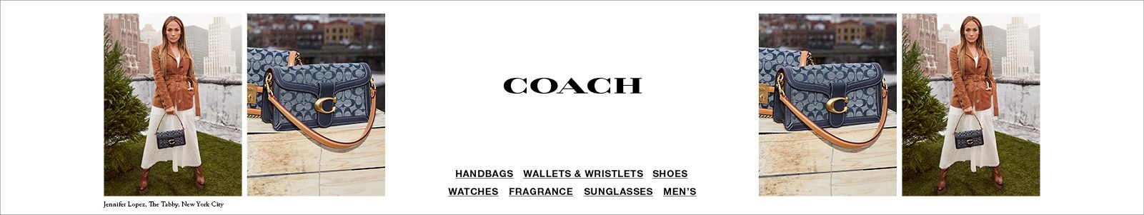 Coach, Handbags, Wallets and Wristlets, Shoes, Watches, Fragrance, Sunglasses, Men's