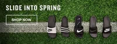 Slide Into Spring, Shop Now