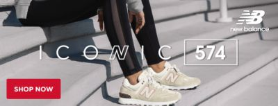 New balance, Iconic 574, Shop Now