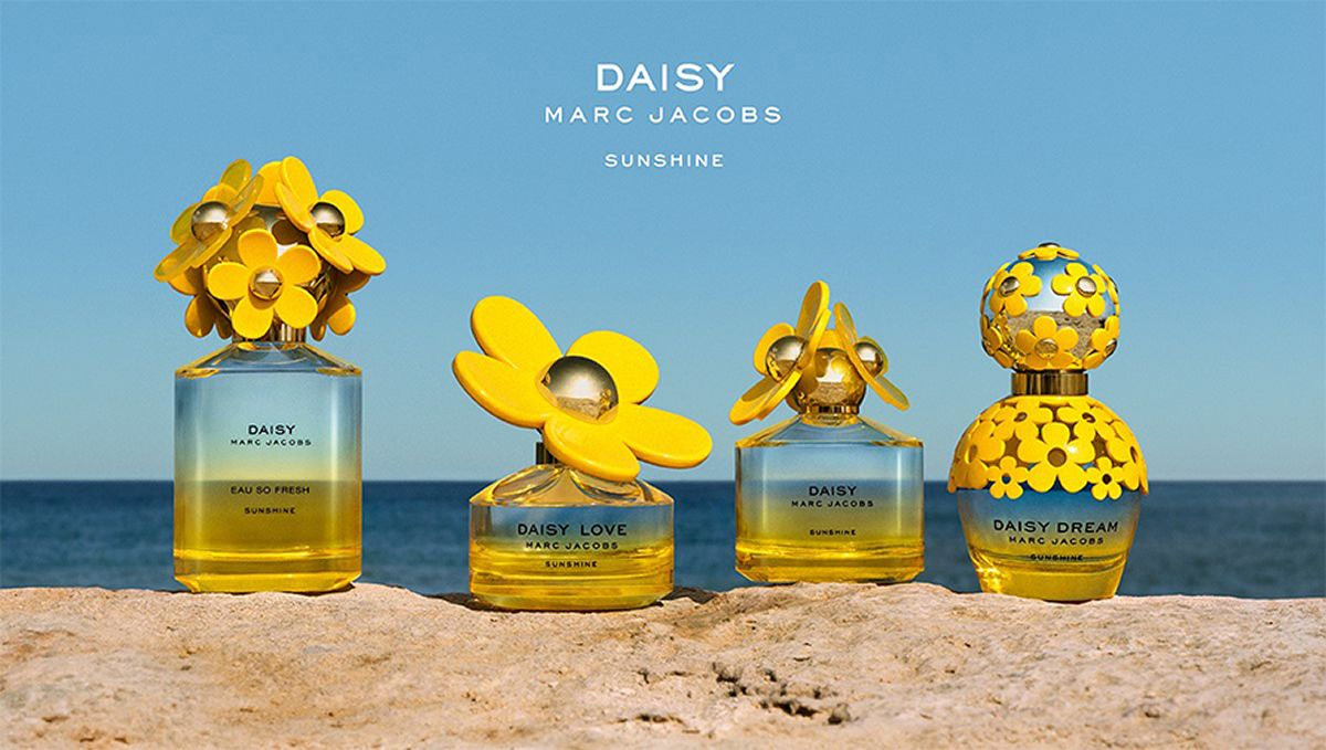Daisy, Marc Jacobs, Sunshine