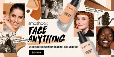 Smashbox, Face Anything, With Studio Skin Hydrating Foundation, Shop Now
