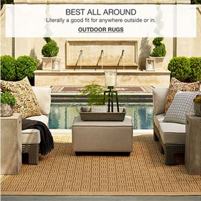 Best All Around, Outdoor Rugs