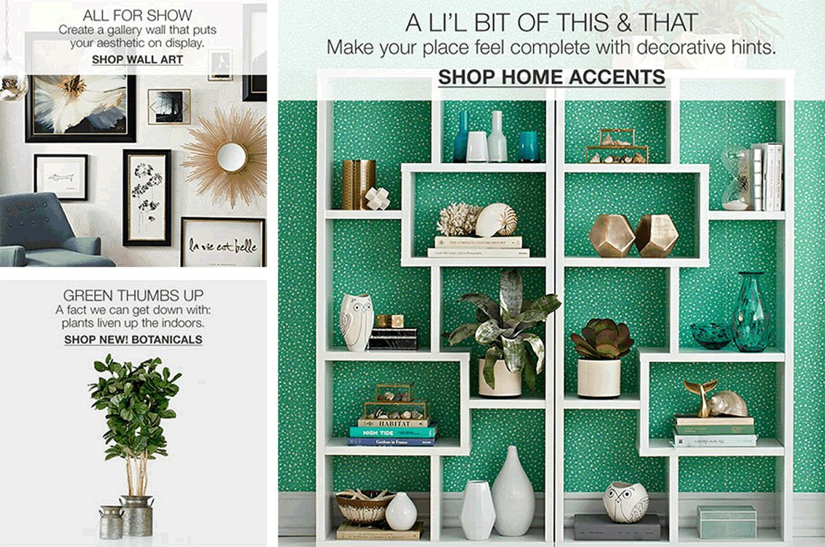 Home Decor - Home Decorations - Macy\'s