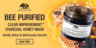 Bee Purified, Clear Improvement Charcoal Honey Mask, Shop Now