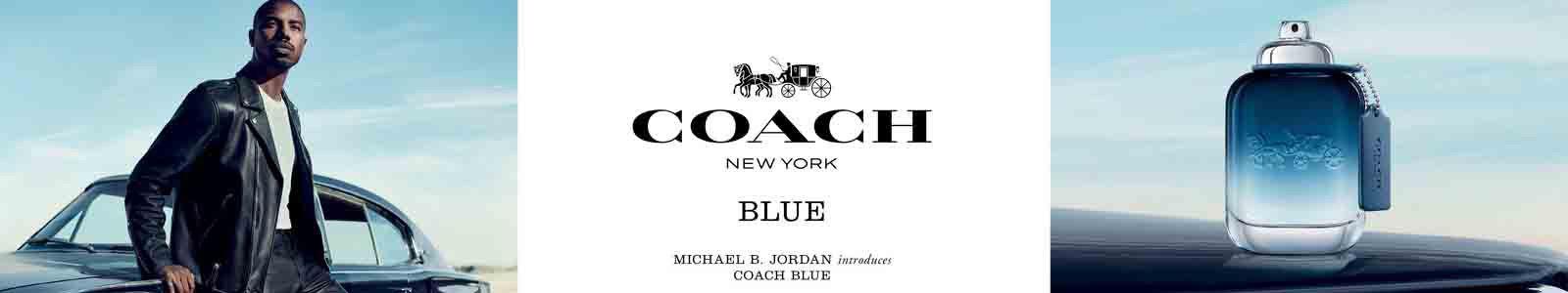 Coach, New York, Blue, Michael B Jordan, Coach Blue