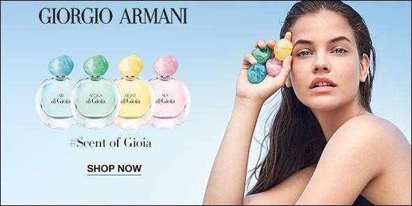 Giorgio Armani, Scent of Gioia, Shop Now