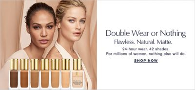 Double Wear or Nothing, Flawless Natural, Matte, Shop Now