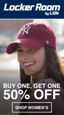Locker Room by Lids, Buy One, Get One 50 percent Off, Shop Women's