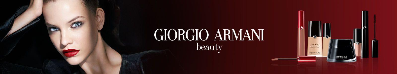Giorgio Armani, beauty
