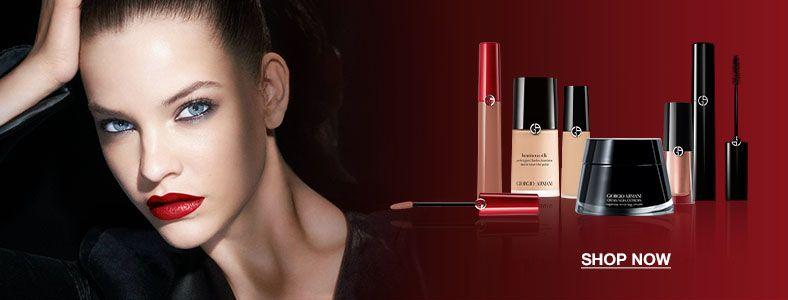Giorgio Armani beauty, Shop Now