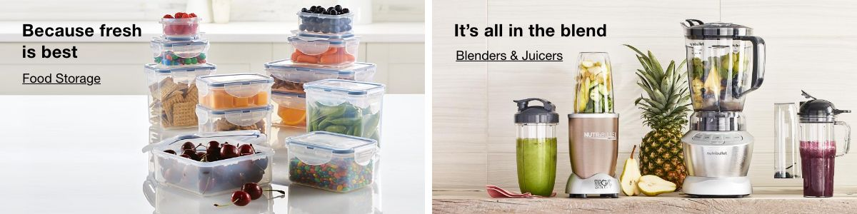 Because fresh is best, It's all in the blend