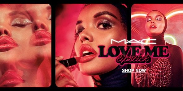 Mac, Love Me, Lipstick, Shop Now