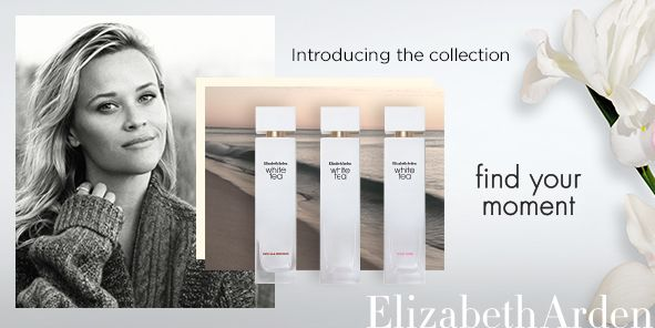 Introducing the collection, Find your moment, Elizabeth Arden