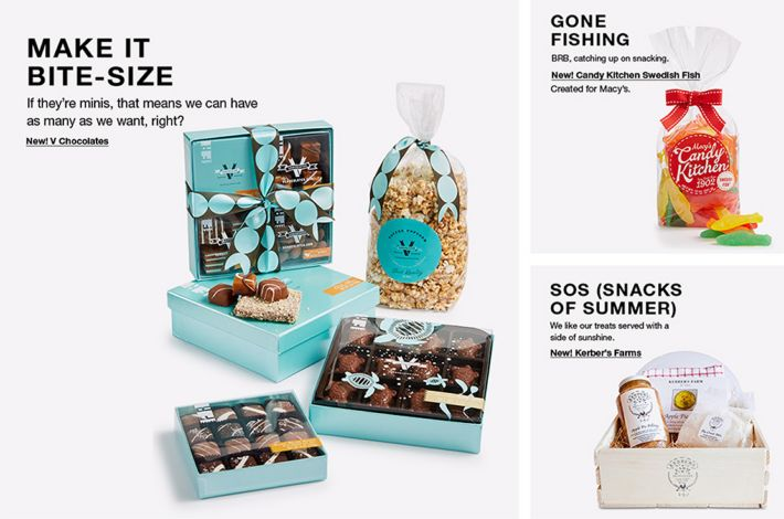 bcba0410 Gourmet Food & Gift Baskets - Macy's
