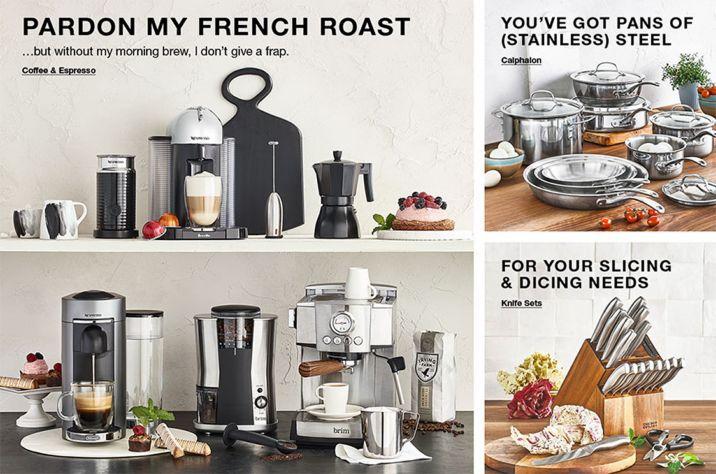 Housewares & Kitchen Supplies Store - Macy's