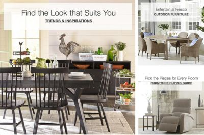 Find The Look That Suits You, Trends And Inspirations, Outdoor Furniture,  Furniture Buying