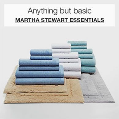 Anything but basic, Martha Stewart Essentials