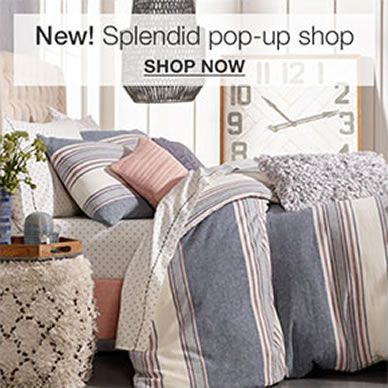 New! Splendid pop-up shop, Shop Now