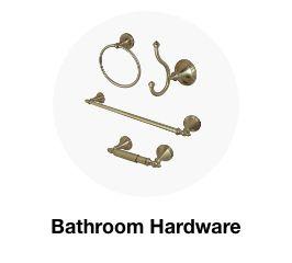 Bathroom Hardware