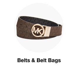 Belts and Belt Bags