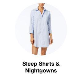 Sleep Shirts and Nightgowns