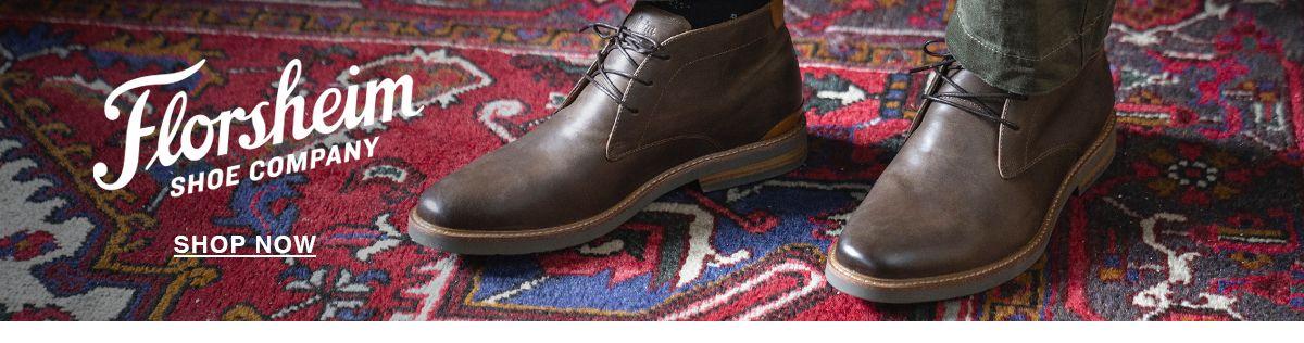 Florsheim, Shoe Company, Shop Now