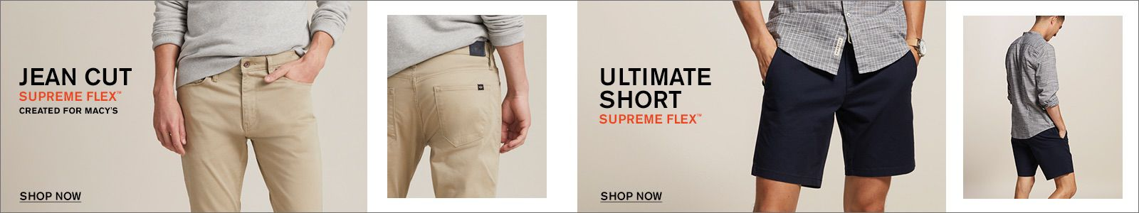 Jean Cut, Supreme Flex, Created For Macy's, Ultimate Short Supreme Flex