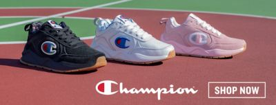 Champion, Shop Now