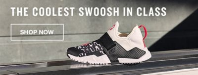 The Coolest Swoosh in Class, Shop Now