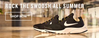Rock The Swoosh All Summer, Shop Now
