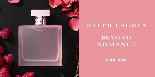 Ralph Lauren, Beyond Romance, Shop Now