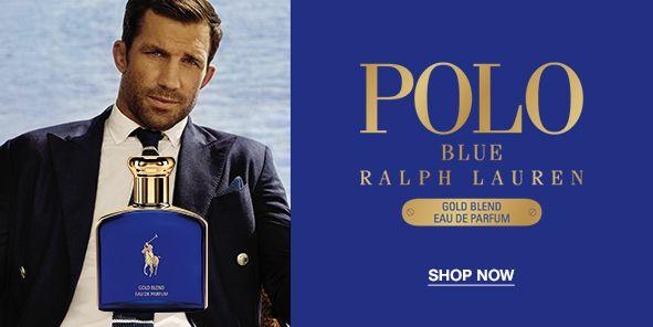 Polo Blue Ralph Lauren, Gold Blend Eau De Parfum, Shop Now